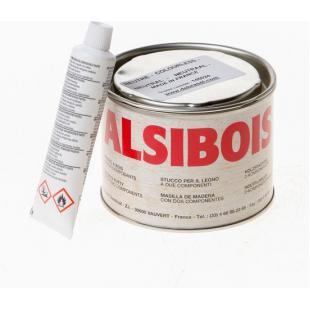 Alsibois houtvuller 2-componenten met verharder