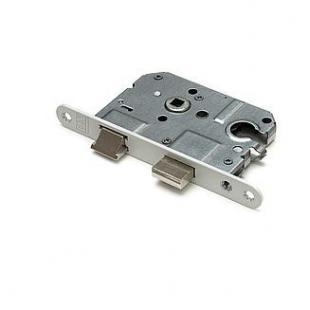 Cilinderslot DX 50 / 55 inox (RVS)